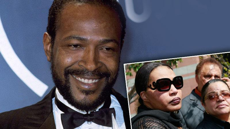 'Blurred Lines' Lawsuit Marvin Gaye Family Fighting