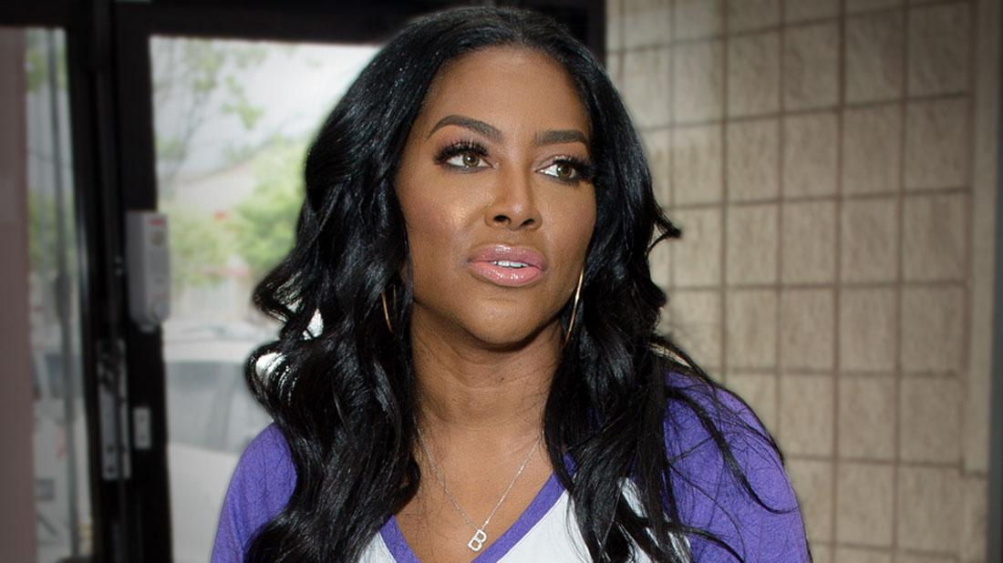 'RHOA' Star Kenya Moore Has $150,000 Federal Tax Lien