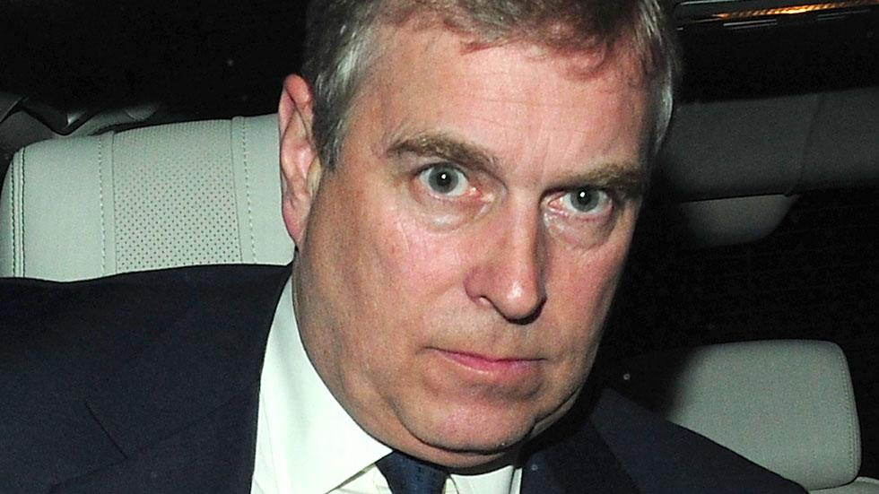 Prince Andrew Under Oath