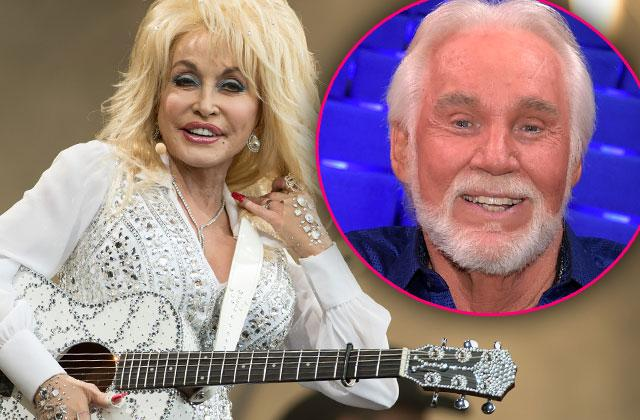 Dolly Parton & Kenny Rogers Affair Rumors
