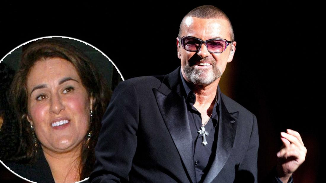 George Michael's Sister Melanie (Inset) Dies On His 3-Year Death Anniversary