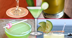 //st paddys drinks cocktails