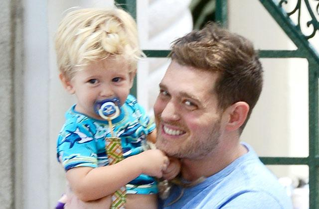 Michael buble son cancer recovery