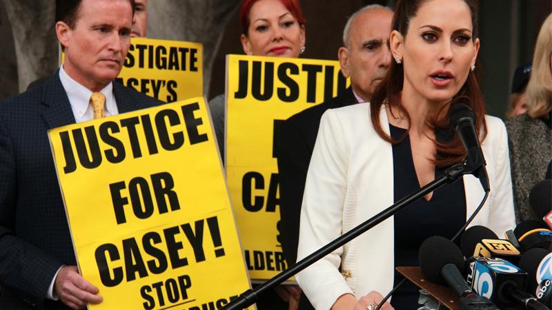 Casey Kasem Elder Abuse