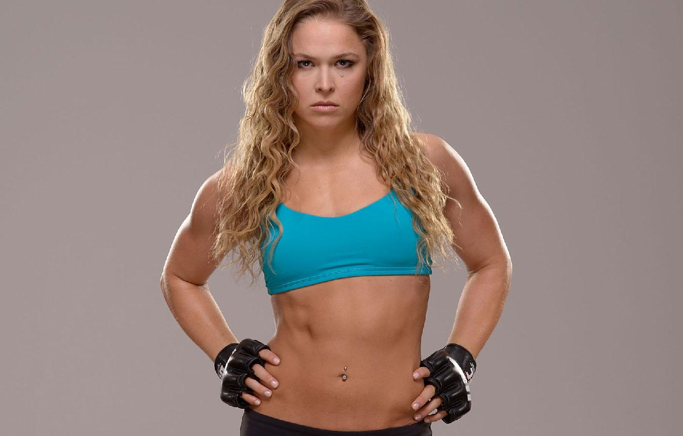 Ronda Rousey Will Wrestle For The WWE