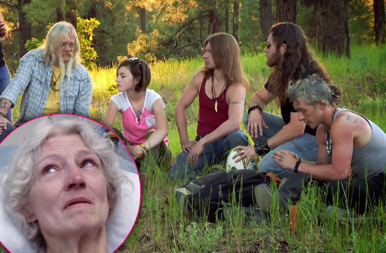 //Alaskan Bush People Ami Brown Dying Cancer Family Location pp