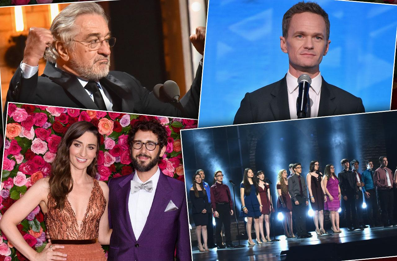 Tony Awards 2018 Craziest Moments