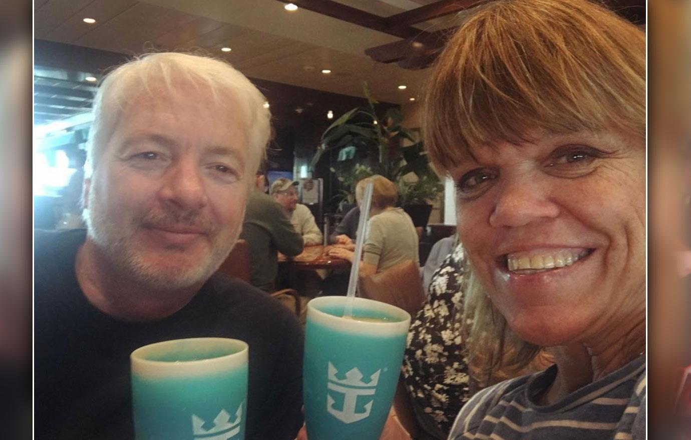 Amy Roloff And Beau Chris Marek's Romantic Cruise Ends