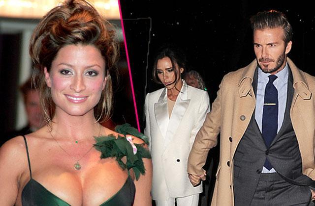 //Rebecca Loos David Beckham Affair Scandal No Regrets pp