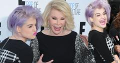 Joan Rivers Kelly Osbourne comedy show