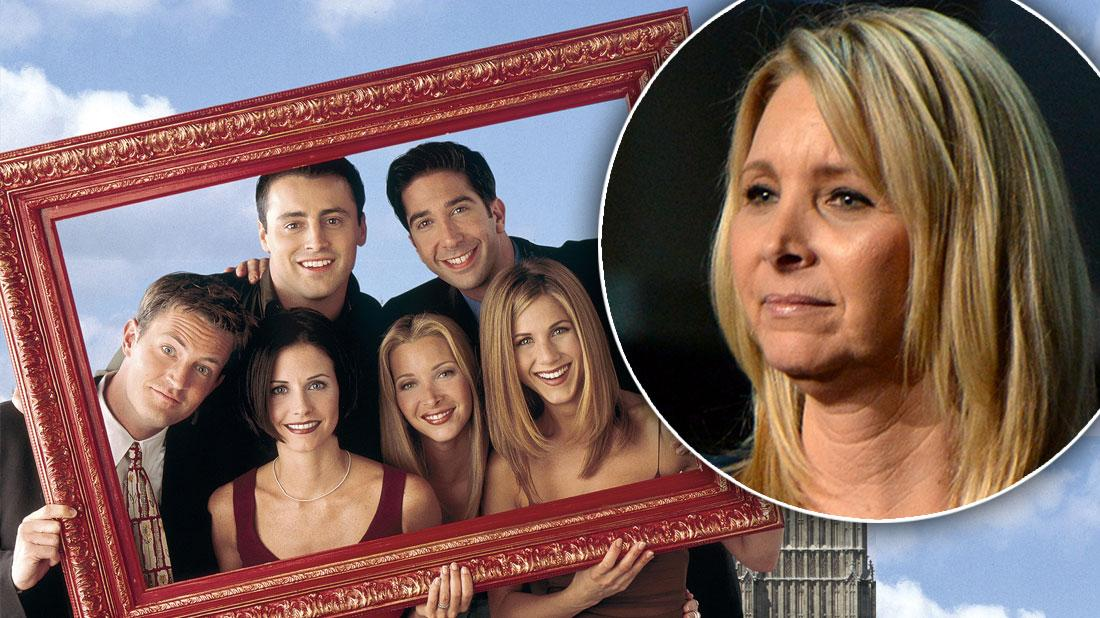 Lisa Kudrow Starved Herself On 'Friends'