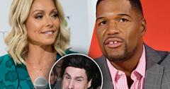 michael strahan kelly ripa feud coming back live video