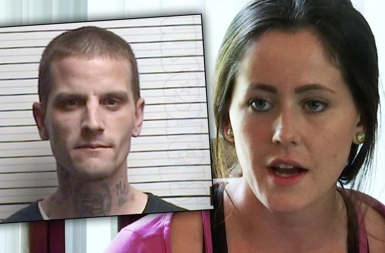 //jenelle evans courtland rogers released jail drug arrest pp