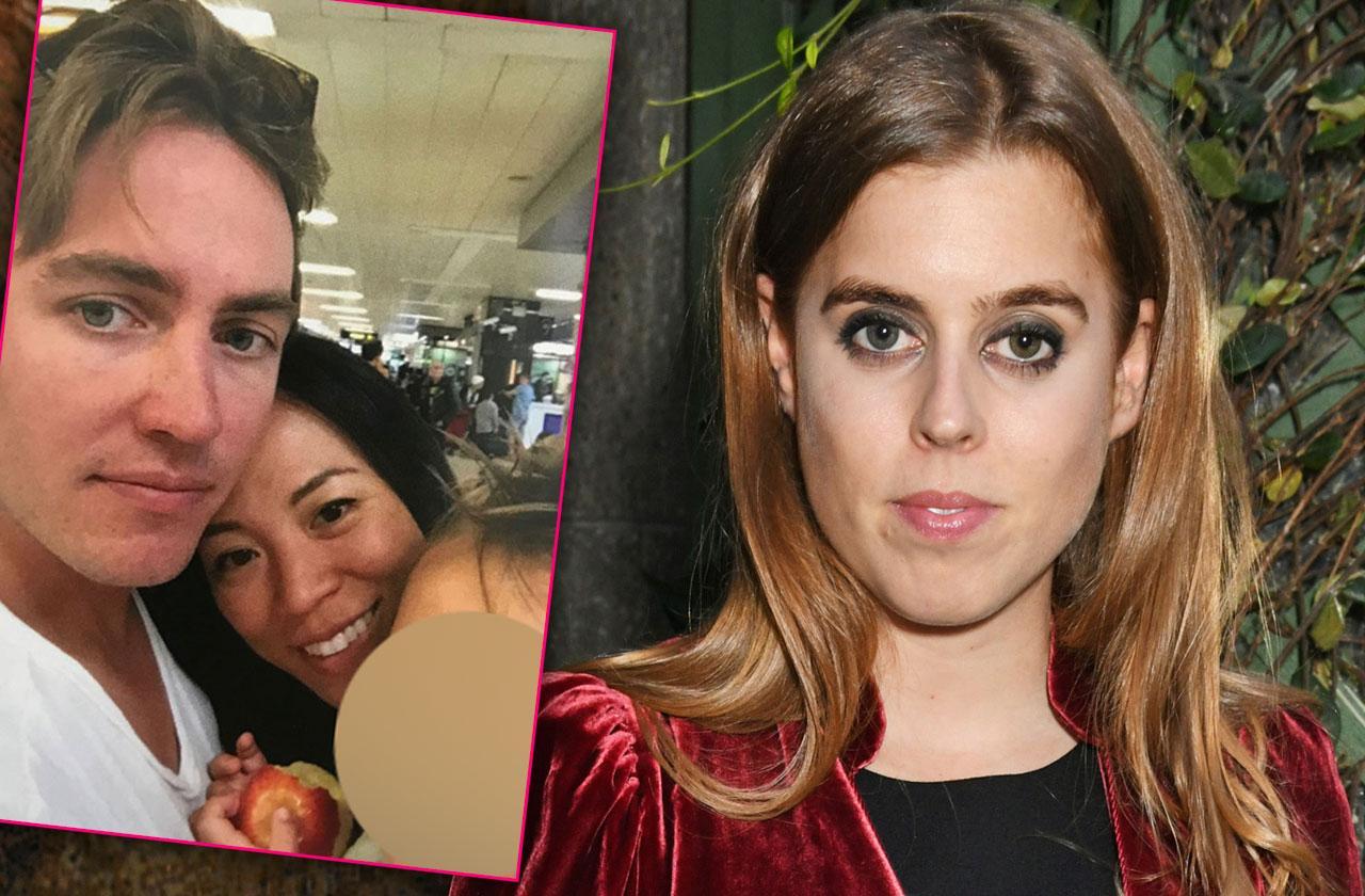 Princess Beatrice Boyfriend Edoardo Mapelli Mozzi Baby Mama