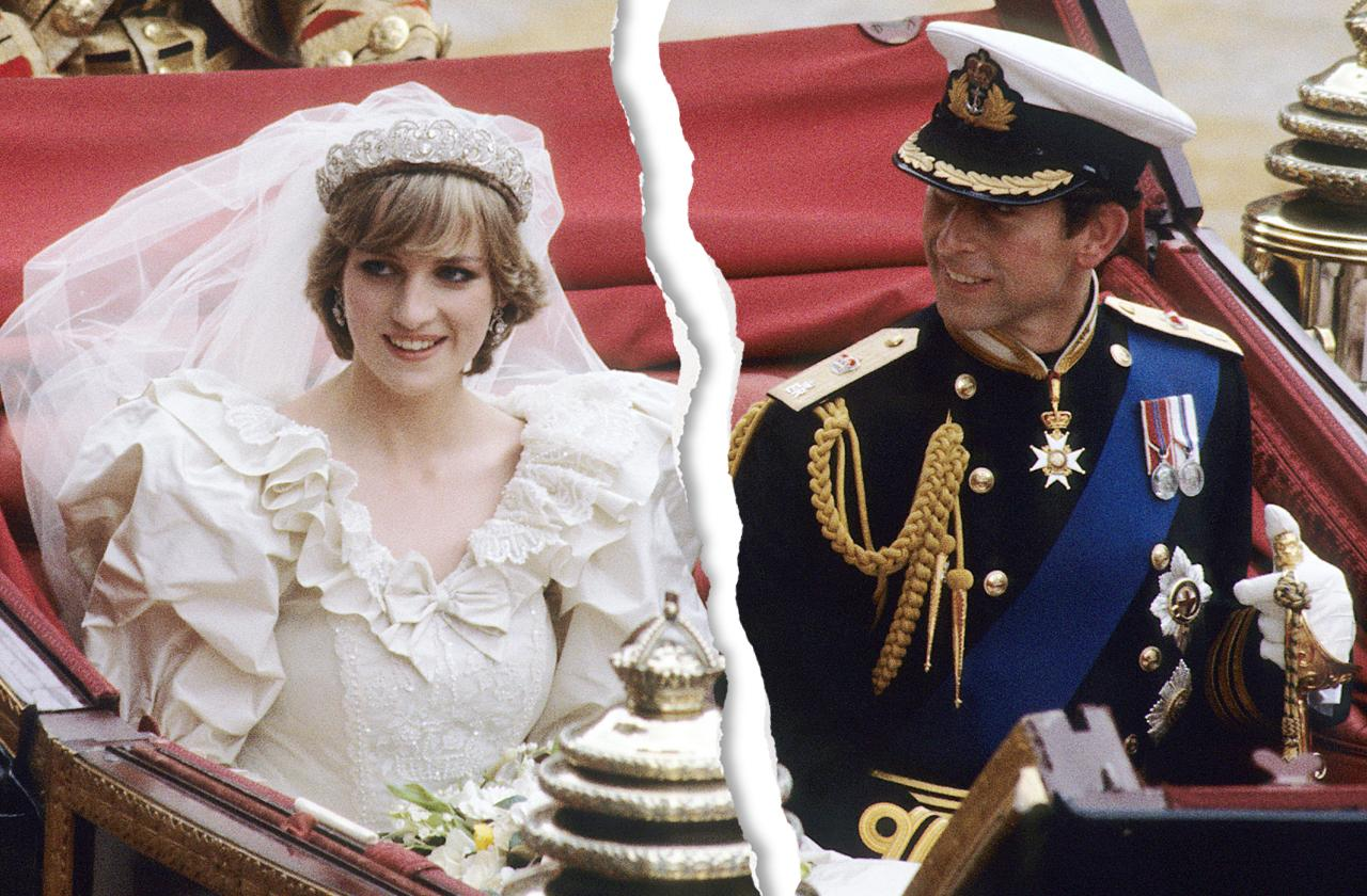 Prince Charles Wanted To Call Off Wedding To Princess Diana