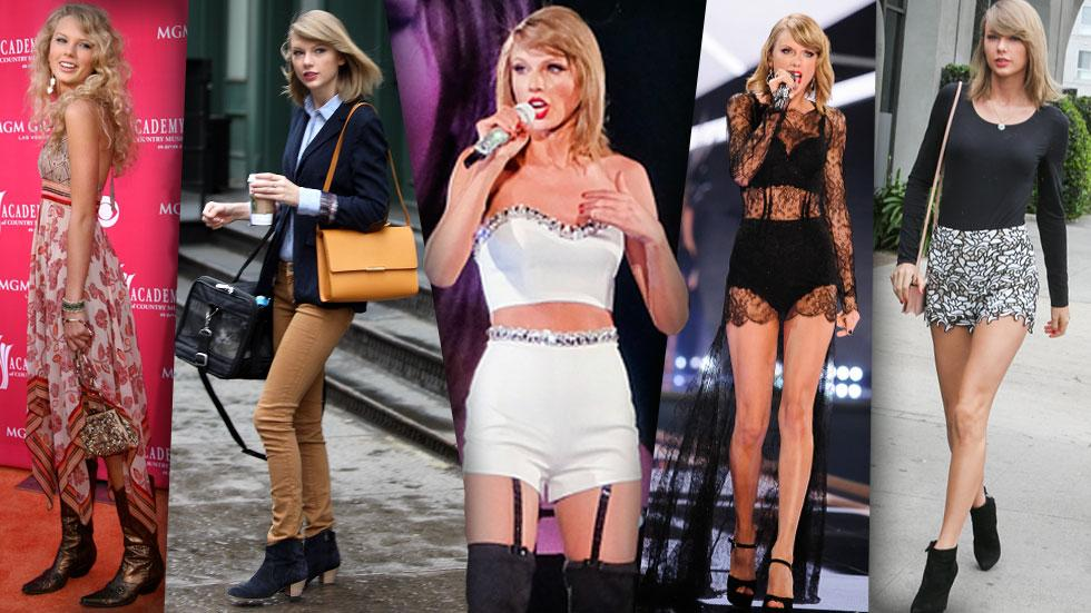 Country Taylor Swift's Sexy New Look To Impress Calvin Harris?