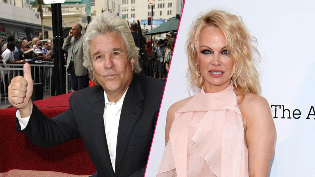Pam Anderson & Jon Peters Ended Their Quickie Marriage Via Text