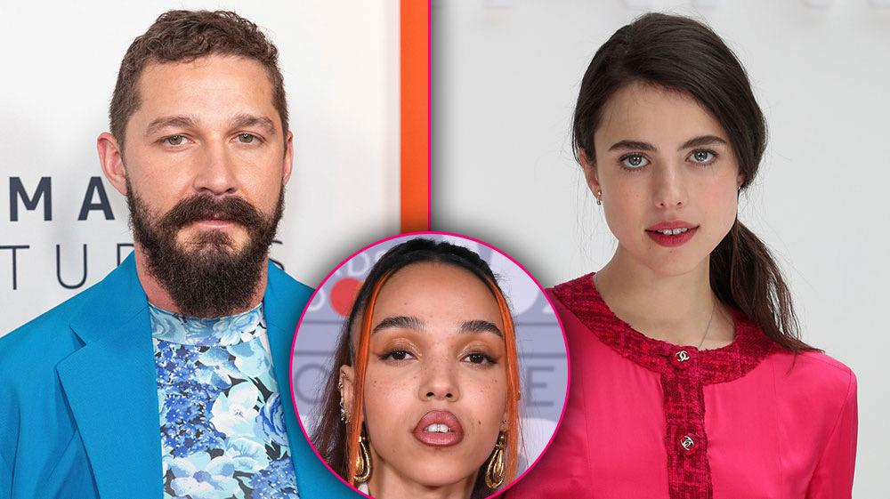 Shia LaBeouf Packs on the PDA With Margaret Qualley After FKA Twigs Files Abuse Lawsuit