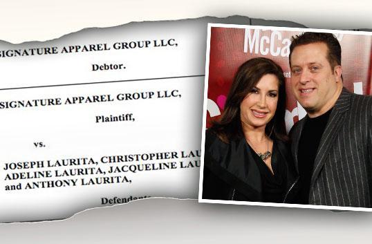 //chris laurita jacqueline laurita money troubles bankruptcy owe lawyers pp