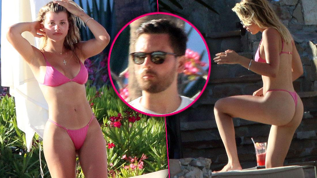 Sofia Richie Bikini Body Scott Disick Mexico
