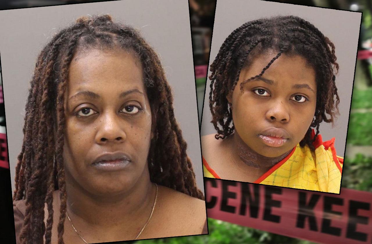 mother daughter accused of killing five brainwashed by cult dad claims