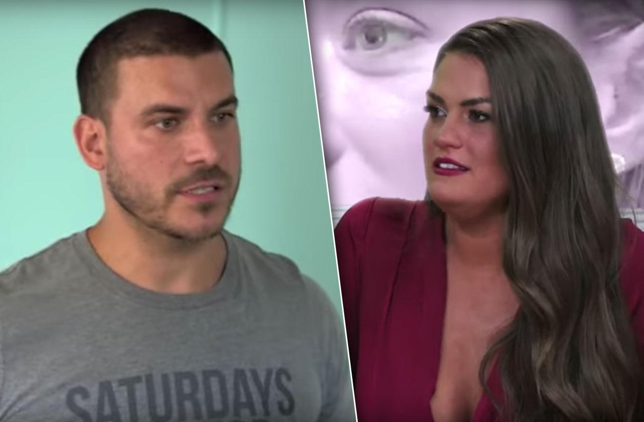 Vanderpump Rules Recap Jax Taylor Breaks Up Brittany Cartwright