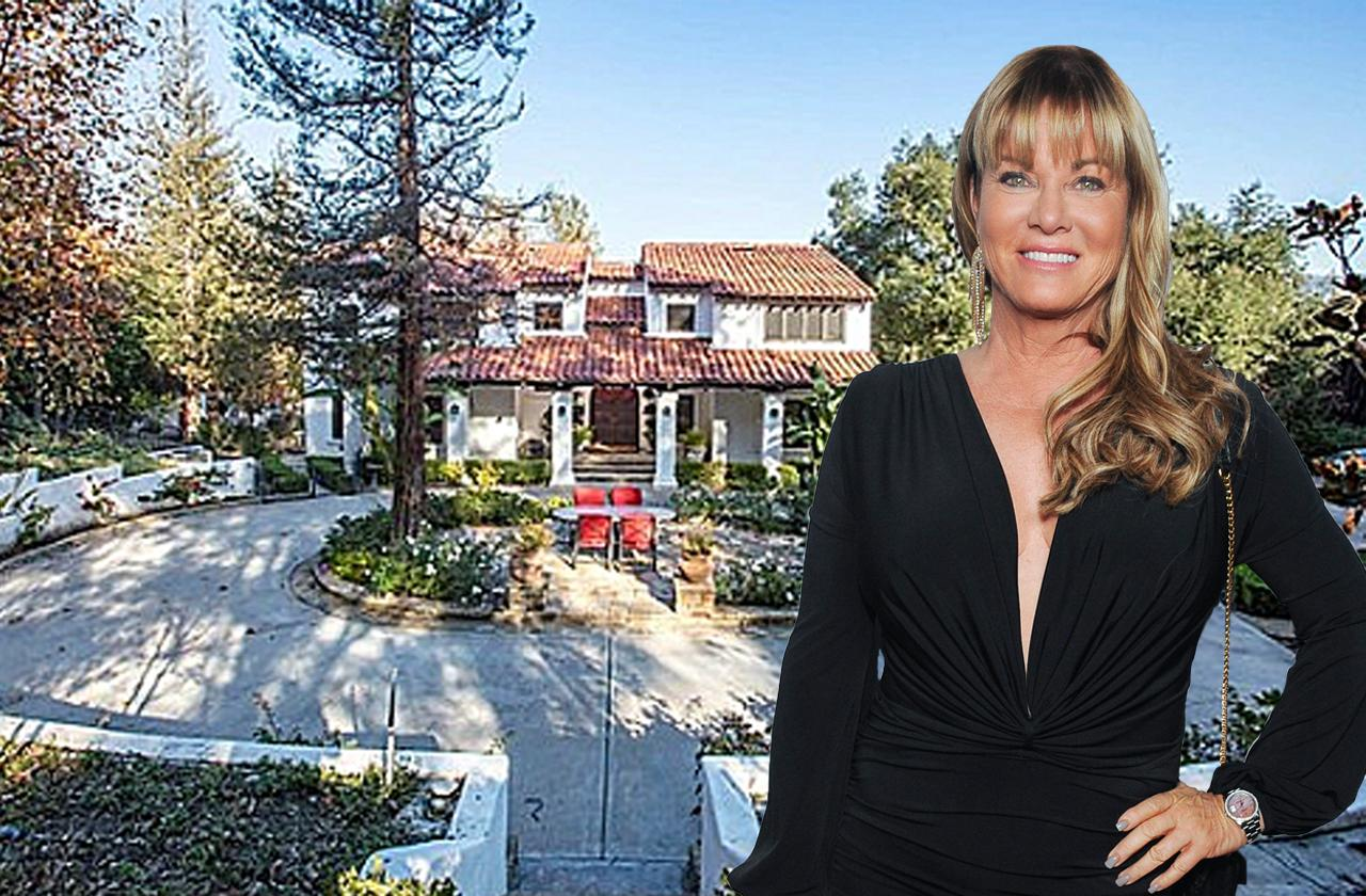 RHOC Jeana Keough Selling California Mansion Photos