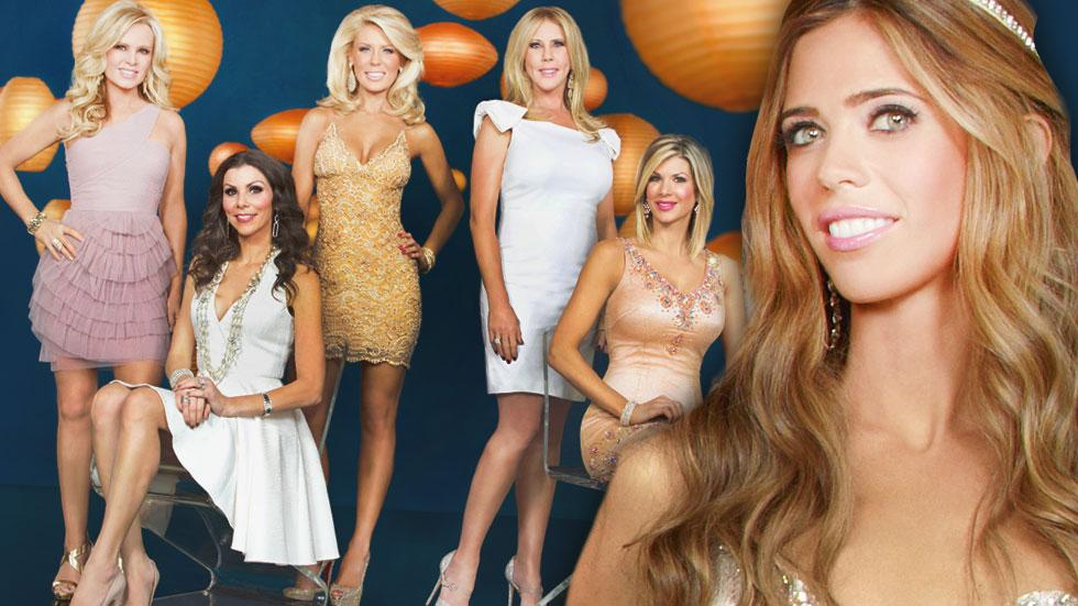 Lydia McLaughlin 'Real Housewives Of Orange County' Feud