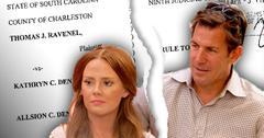 //thomas ravenel kathryn dennis custody battle drug tests southern charm pp