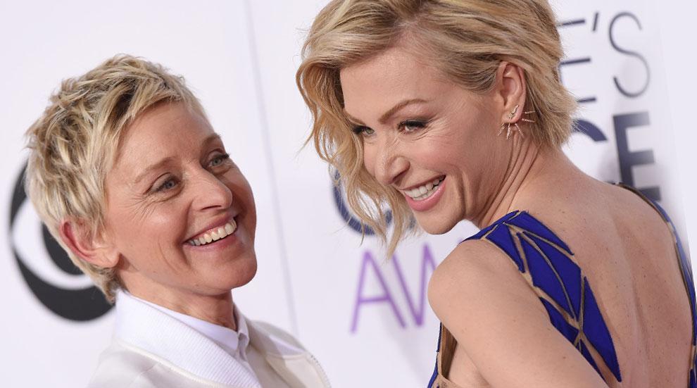 Ellen DeGeneres Portia De Rossi Directing