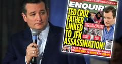 //ted cruz dad lee harvey oswald scandal photos rafael jfk killer campaign event