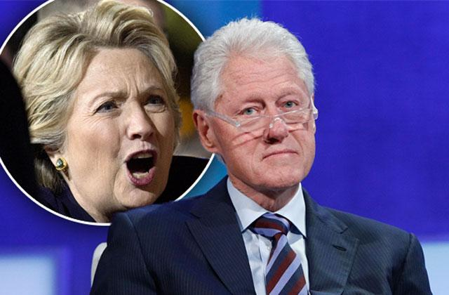 //bill clinton former presidents sex life distracting hillarys campaign pp