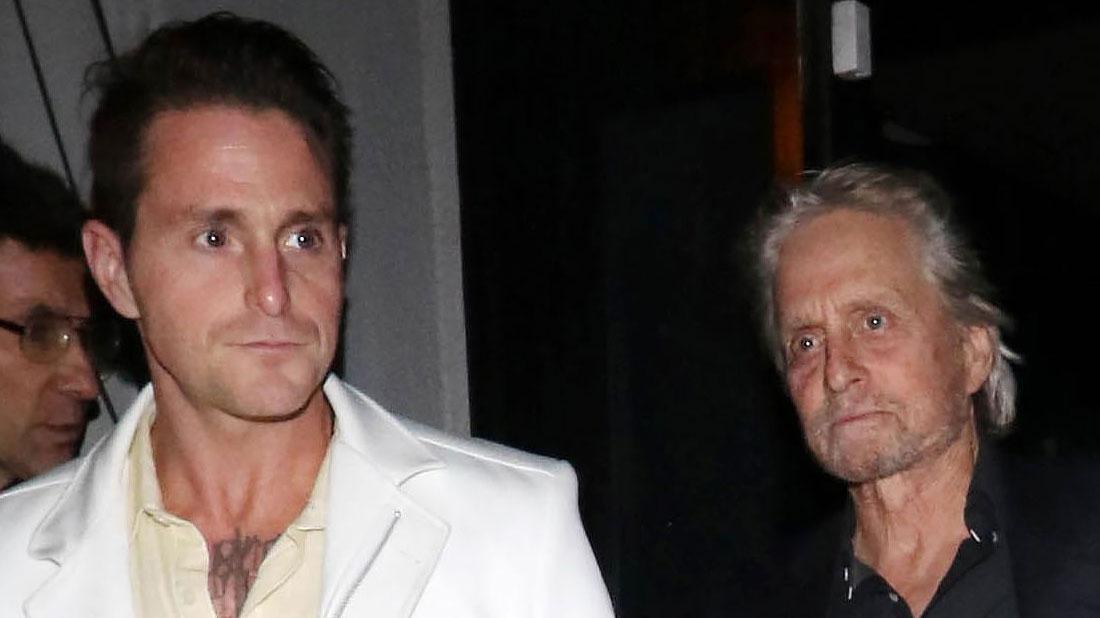 Michael Douglas' Son Cameron Slams Actor For Setting Him Up In Evil 'Kidnapping' Plot.