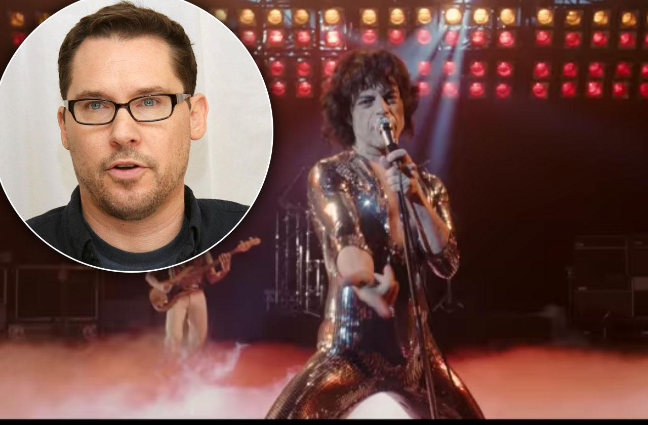 //Bohemian Rhapsody Trailer Director Fired pp