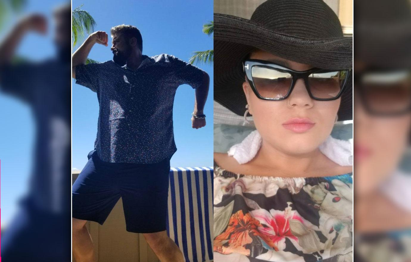 mber Portwood Hawaii Vacation With Boyfriend Andrew Glennon Teen Mom