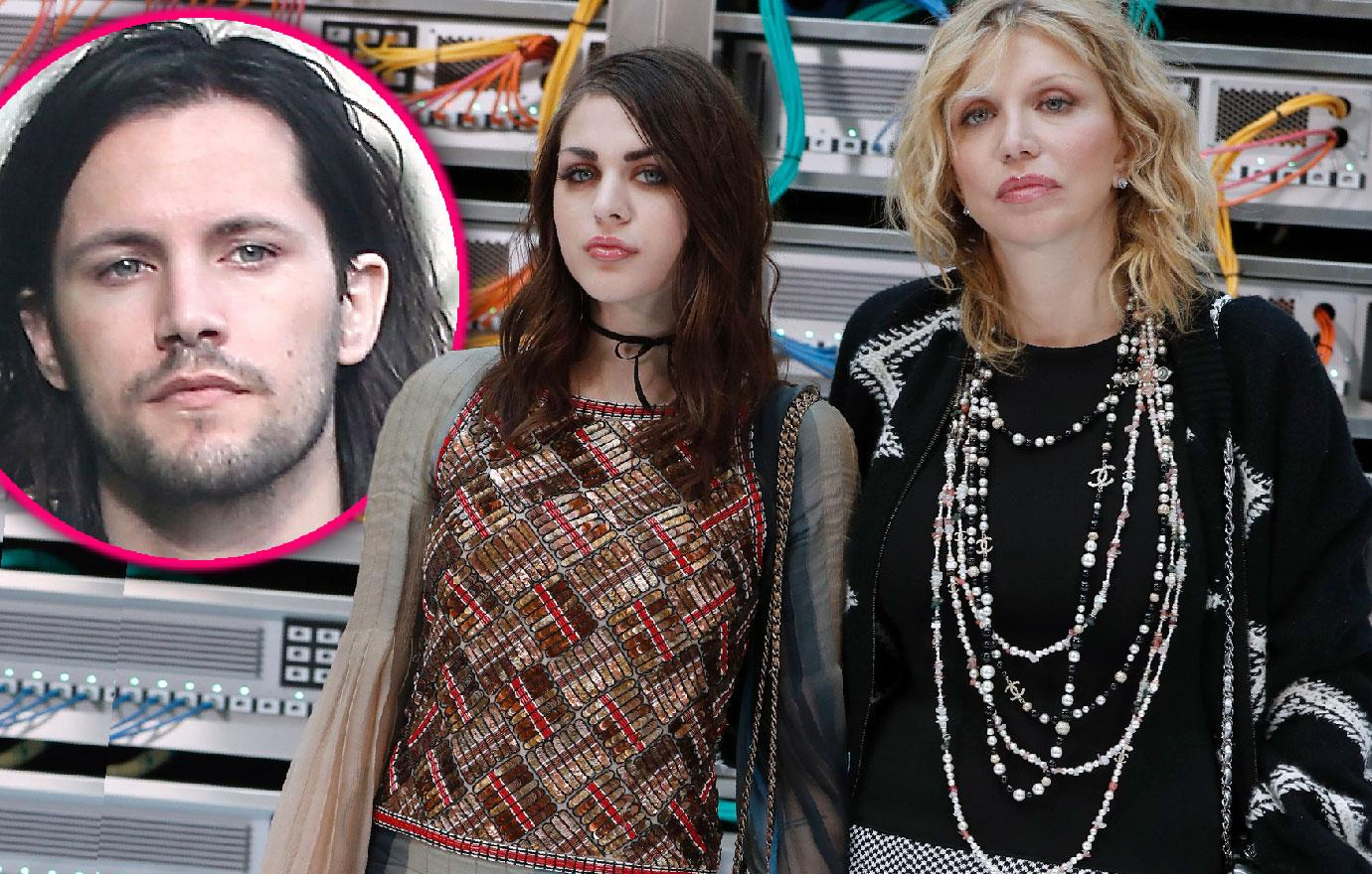 Courtney Love To Testify In Frances Bean Divorce Battle