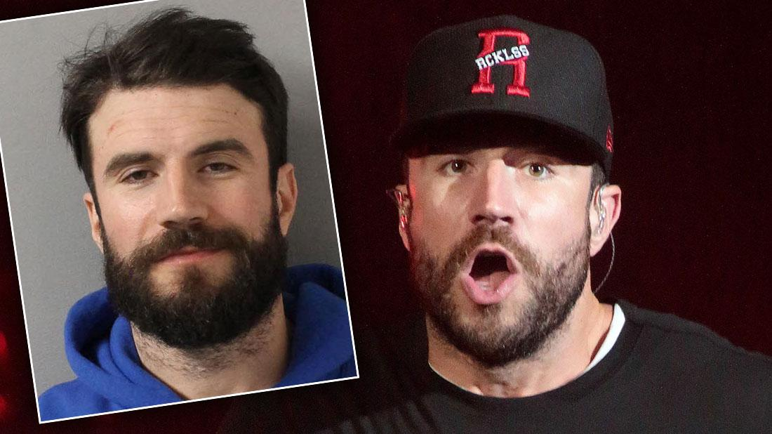 Country Singer Sam Hunt Arrested For DUI & Having Open Container
