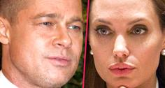 //brad pitt love letters not to angelina jolie  sq