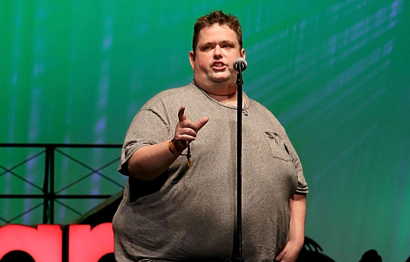 Ralphie May Tried To Sell House To Pay Divorce Lawyers