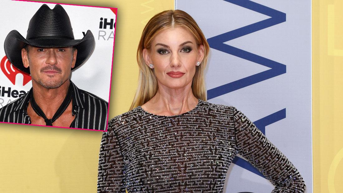 Faith Hill Topping Tim McGraw With Her Own Explosive Tell-All