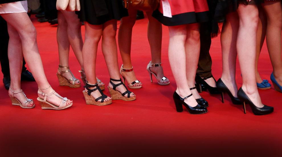 Cannes Film Festival High Heels Requirement -- Amputee Turned Away