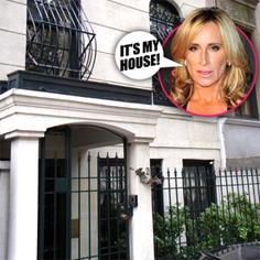 //sonja morgan rhony denial losing manhattan townhouse sq