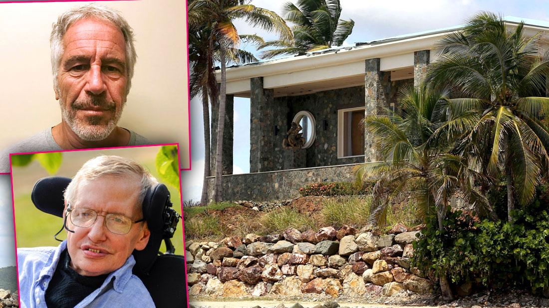 Inside Jeffrey Epstein's Orgy Island Summit With Stephen Hawking