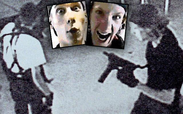 Columbine Shooting -- Diaries Of The Trench Coat Mafia