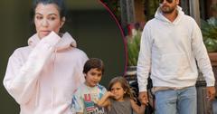 Scott Disick Kids Custody Kourtney Kardashian