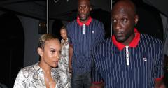 Lamar Odom Holds Hands With Bad News Girlfriend On Dinner Date