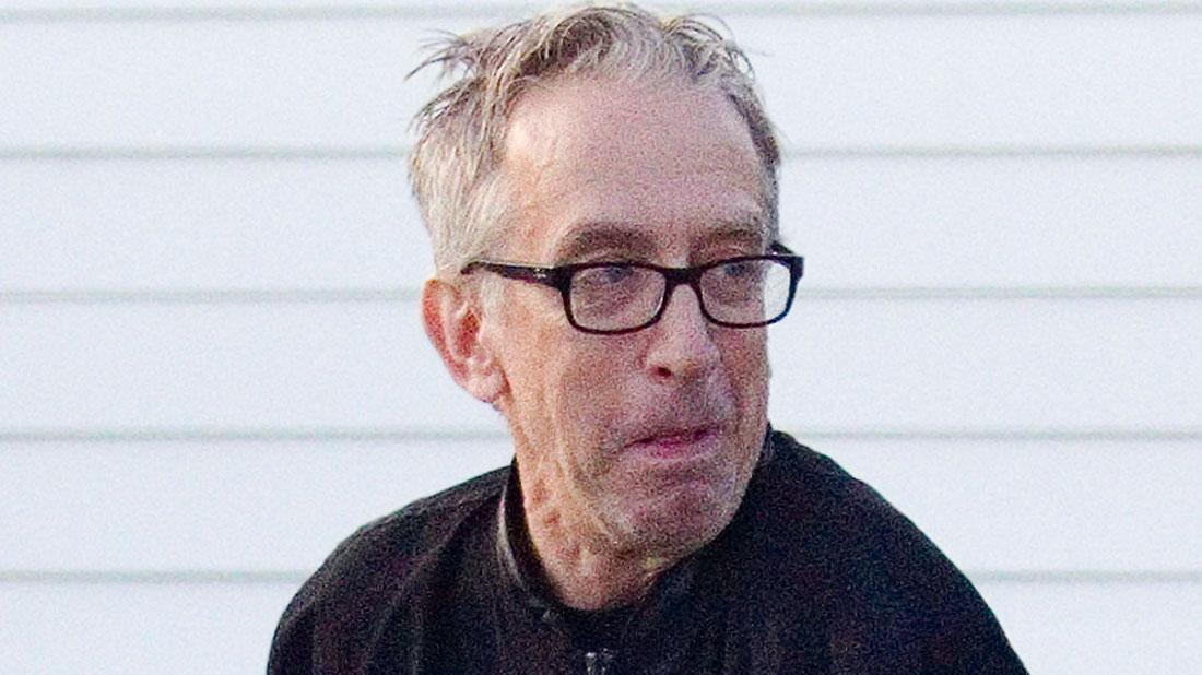 Andy Dick Pleaded 'Not Guilty' to Charges He Groped Ride Share Driver