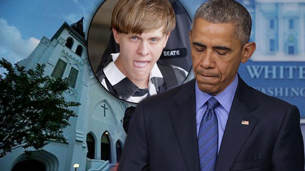 President Obama 'N-Word' Charleston Church Murders