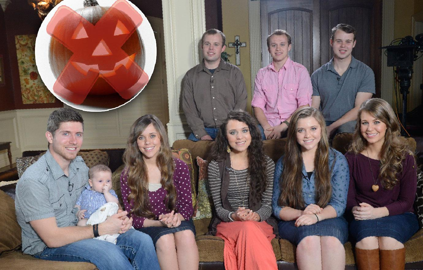 Duggars Don't Celebrate Halloween Demonic