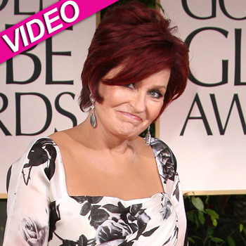 //sharon osbourne mastectomy talk